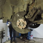Протечка радиатора система охлаждения авто